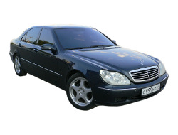 Mersedes S600 W220